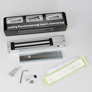 Image 5 - Serrure de porte électrique électromagnétique, serrure électronique, 60KG/180KG/280KG, 12V étanche/Signal retour dinformations, retard/intégré