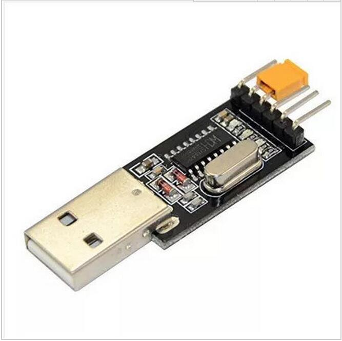USB to TTL converter UART module CH340G CH340 3.3V 5V switch