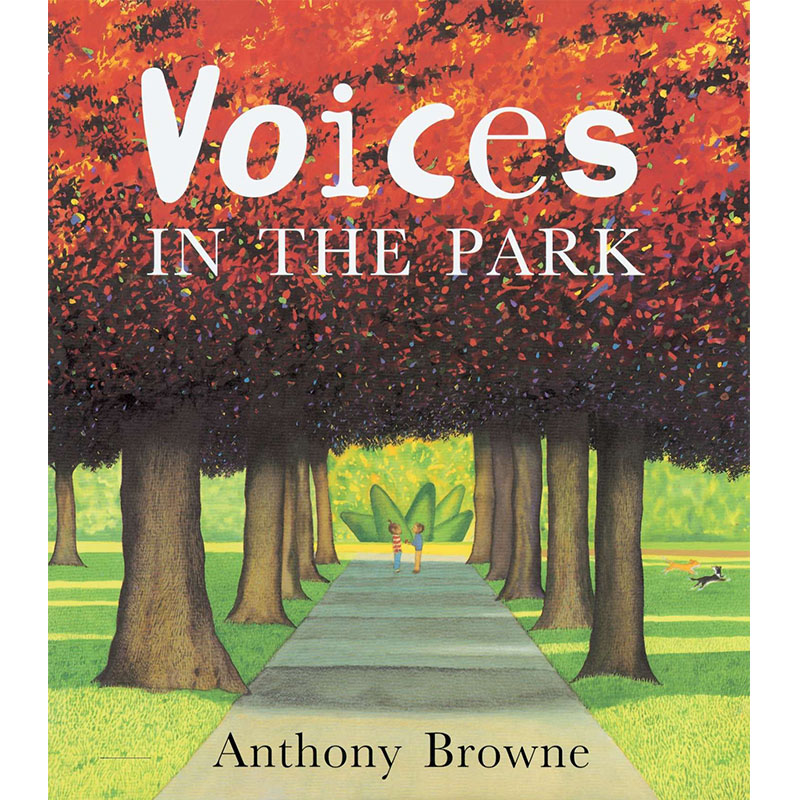 Voices In The Park By DK Publishing Educational English Picture Book Learning Card Story Book For Baby Kids Children Gifts
