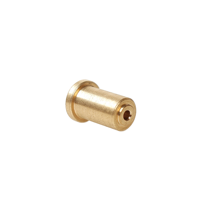Firedog Brass Copper Gas Nozzle Adapter For S.T Memorial Dupont Reusable Gas Connector Refill Butane Lighter Gas Adapter