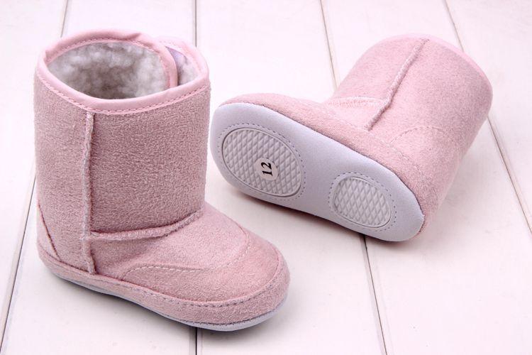2015 neue Mode Super Warm Winter Baby Ankle Schneeschuhe - Babyschuhe - Foto 4