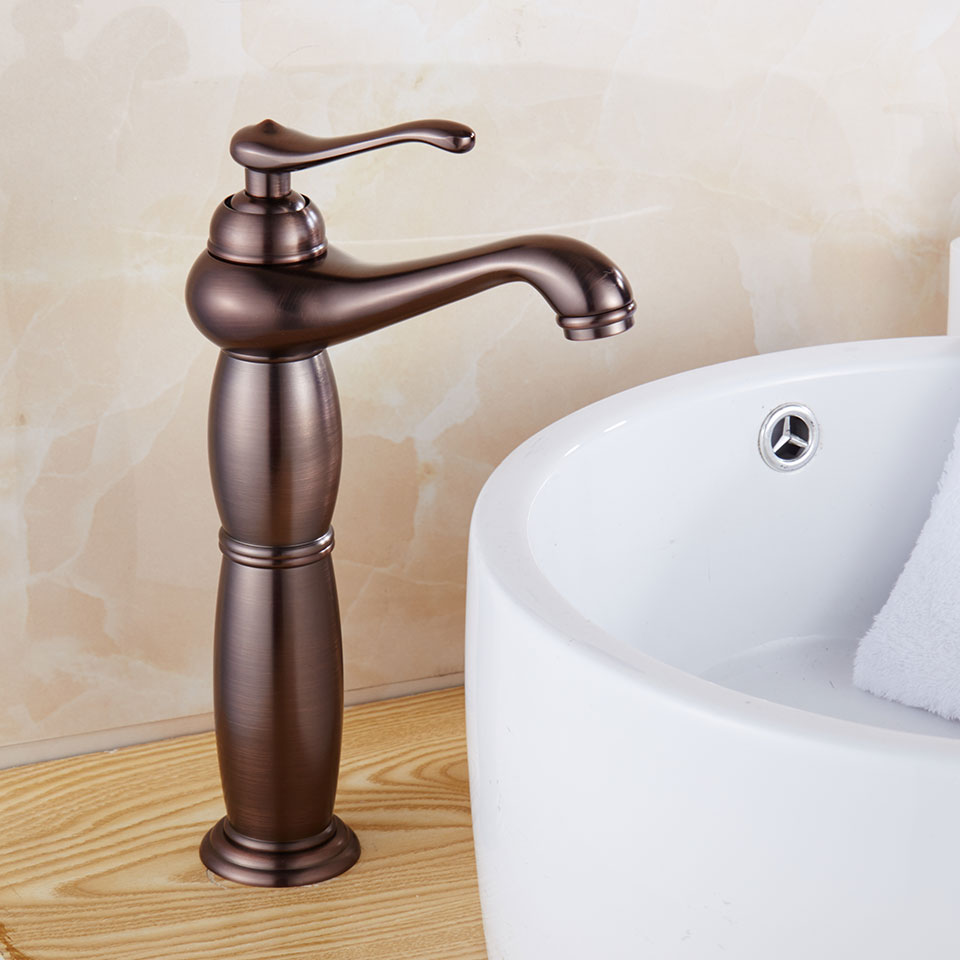 compare prices on antique water tap online shopping buy low price orb antique brass basin faucet mixer cold and hot kitchen faucet aladdin bathroom faucets bronze water