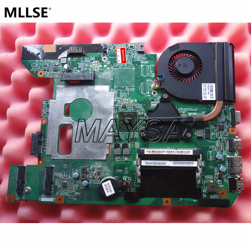 48.4PN01.021 Laptop Motherboard with heatink fan Fit for lenovo ideapad Z575 Notebook PC hot sale sleep well pocket spring latex memory mattress king queen twin best price mattress for sweet home quality product q05