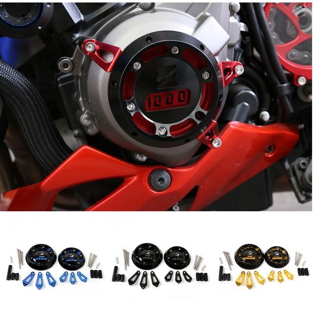 For Kawasaki Z1000 Z1000sx 2011 2016 Motorcycle Engine Stator Cover