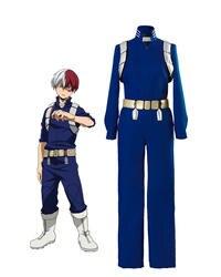 Карнавальный костюм для косплея «Мой герой» 2 Shouto Todoroki