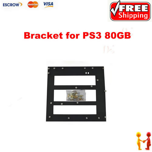 Freeshipping PCB clamp PS3 80GB, support jig , PCB bracket best hot selling for ps3 slim jig clamp bracket support for ps3 pcb board free shopping
