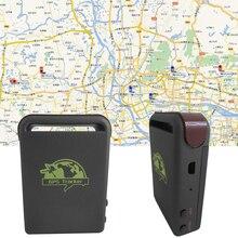 GSM/GPRS GPS Rastreador Magnético Genuino Vehículo Espía Mini Dispositivo de Seguimiento Personal de marca rápidos