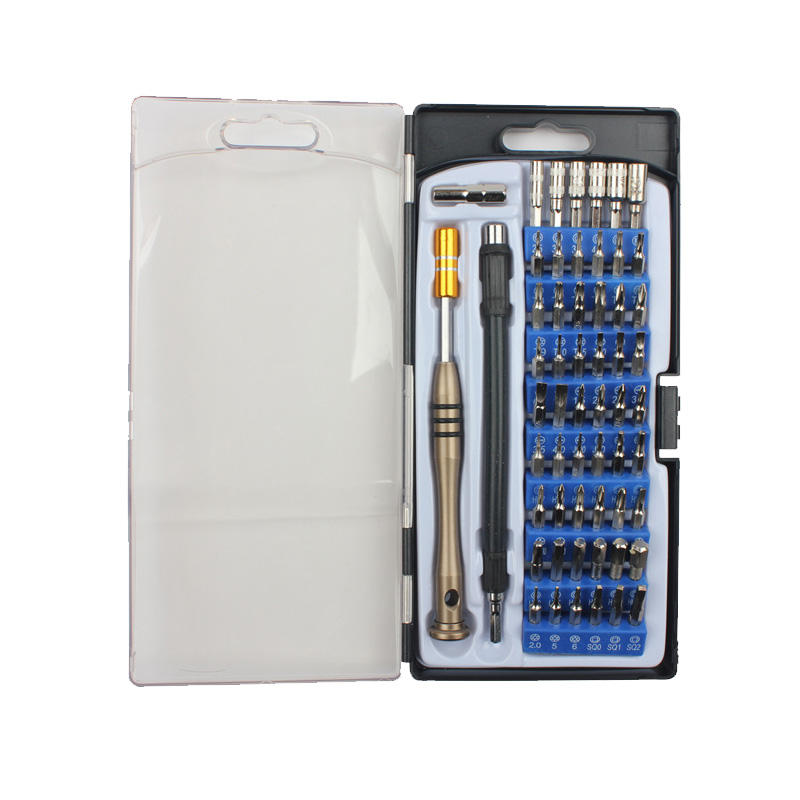 57 in 1 High Quality Mobile Phone Precision Screwdriver Set Repair Torx Hand Pry Opening Tool Kit Laptops Phones Game Consoles