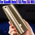 20X Роскошные Оригинал И. Ю. Aluminum Case Для Xiaomi Note2 5S плюс 5S MI5 Металлический Каркас + Зеркало ПК Задняя Крышка M507