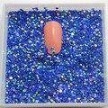 2mm SS6 5000 unidades/pacote Não Hot-Fix Resina Jelly Sapphire AB pedra Para DIY Nail Art decoração gems