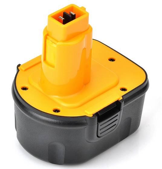 2Pcs 3000mAh 12V Ni-MH Batterie Pour Dewalt DE9071 DE9075 DE9037 DW9071 DW9072