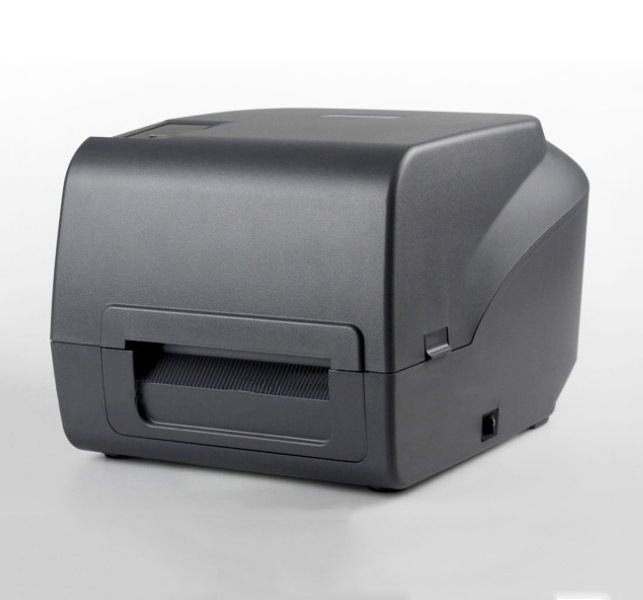 USB font b barcode b font label font b printer b font with double motor and
