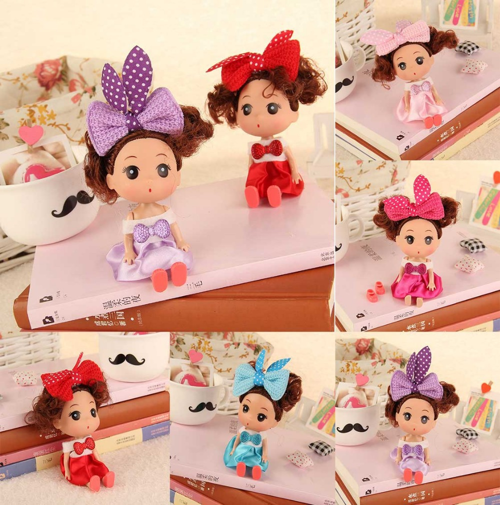 Toys For Kids Girls : Aliexpress buy wedding decoration mini soft doll toy