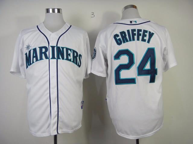 Seattle Mariners 24 Ken Griffey