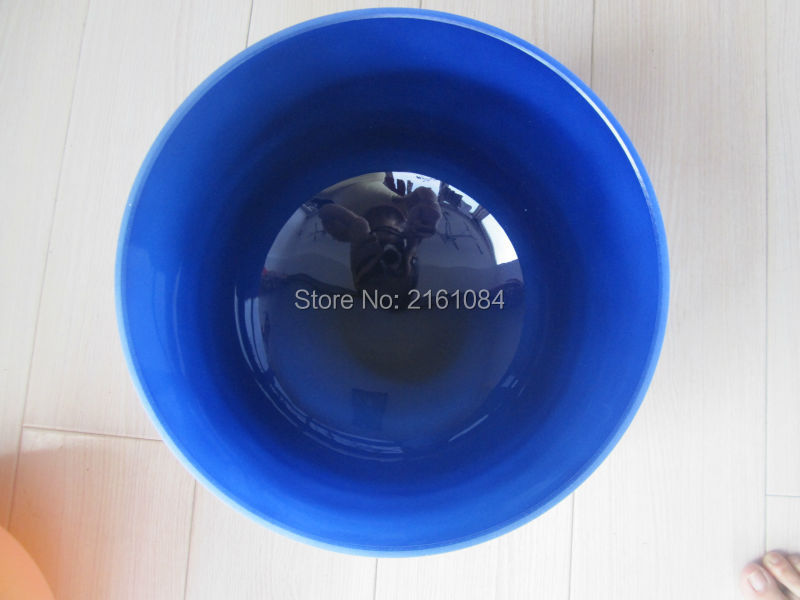 10 Indigo Color A  Third Eye Chakra Frosted Quartz Crystal Singing Bowl with free suede and o ring 8 indigo color a third eye chakra frosted quartz crystal singing bowl with free suede and o ring