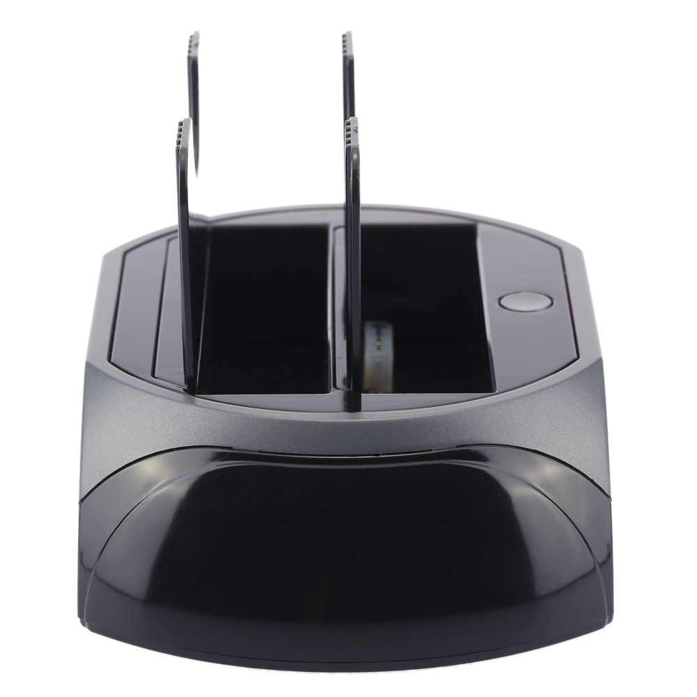 """La UE/2,5 """"3,5"""" SATA/IDE HDD Caso 2-Dock Dual Bay disco duro de acoplamiento estación e-sata lector de tarjetas Hub USB carcasa Hdd"""