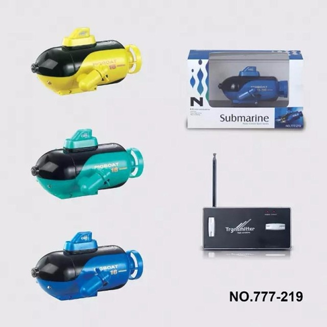 Hot Fashion Rc Boats 4CH Submarine Radio Remote Control Sport 777-219 Outdoor Ship Wholesale Toy Power Toy Gifts for Children