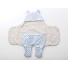 Soft Winter Baby Swaddle