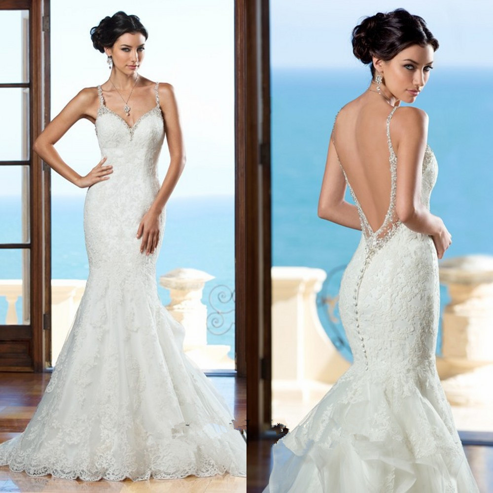 Online Buy Wholesale Sexy Mermaid Wedding Dress From China