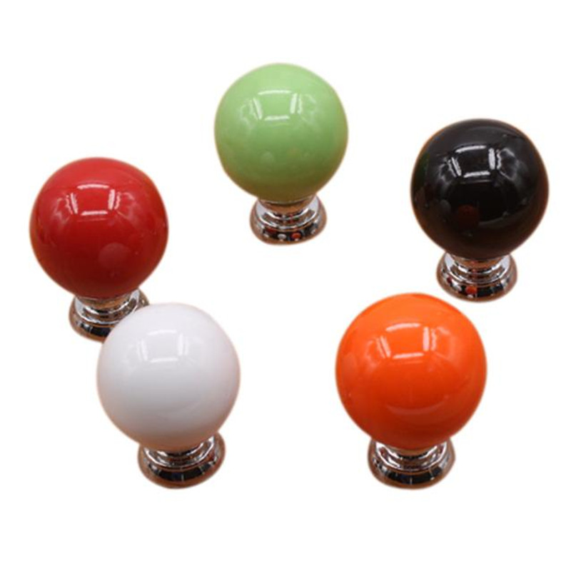 Vintage Ceramic Door Knobs Cabinet Drawer Wardrobe Cupboard Kitchen Pull Handle L70222 DROP SHIP new simple smooth bright silver gold handles knobs kitchen cabinet drawer wardrobe door shoe cabinet solid handle pull