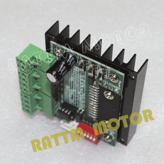 3 Axis CNC Router Kit 3pcs 1 axis TB6560 driver & interface board & 3pcs Nema23 270 Oz-in stepper motor & 350W Power supply