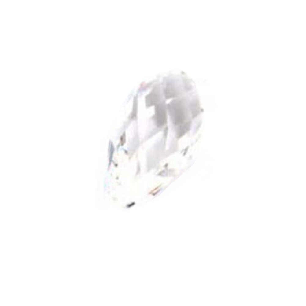 10 cái/bộ DIY Briolette Mặt Dây Chuyền Waterdrop Áo Pha Lê Hạt 6*12 mét Teardrop Glass Beads Cho Trang Sức Làm Vòng Đeo Tay