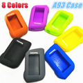 Silicone Case Cover For Starline A93 A63 car alarm Remote controller Only Starline A93 A63 Silicone Case Keychain Cover