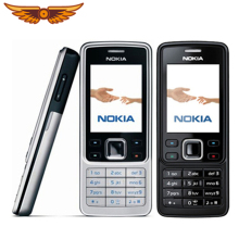 Nokia 6300 Original Unlocked GSM 2mp Refurbished Mobile-Phone Keyboard Classical Cheap