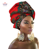 Custom African Dresses For Women African Headwear Free Ship High Quility Gele Ipele 12 Colors Dashiki