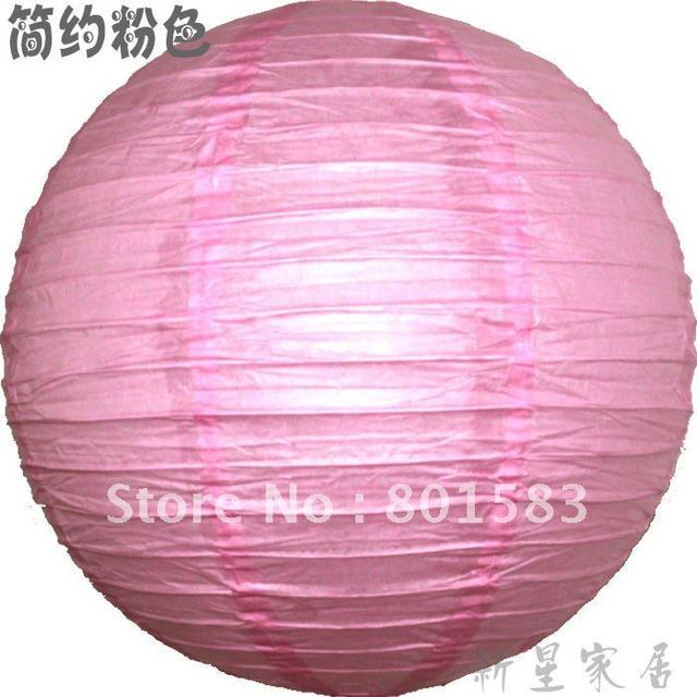 free ship  10 pcs/lot  chinese paper lanterns 12  inch sizes , pink wedding  lantern, white lantern , 30 cm