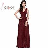 efa51e6db9 Robe De Soiree Long Sleeves Mermaid Black Burgundy Velvet Prom Dresses Long  2017 Beaded Appliques Evening