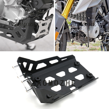 For BMW G310GS G310 GS G 310 2017 2018 Motorcycle Accessories Expedition Skid Plate Engine Chassis Protective cover