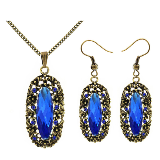 Crystal Jewelry Set...