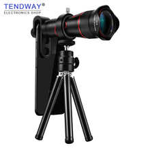 Tendway HD Mobile Phone Telescope 4K 22x Zoom Telephoto Lens External Smartphone Camera Lenses For IPhone Sumsung huawei