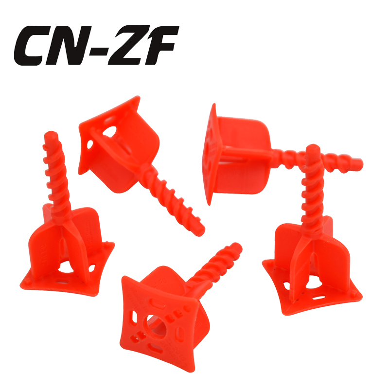 CN-ZF Plastic Tile Leveling System Cross Spacers 50Pcs/Bags 2mm Clamp Clips Tiles Level Leveler Tiling Alignment Tools For Tiles