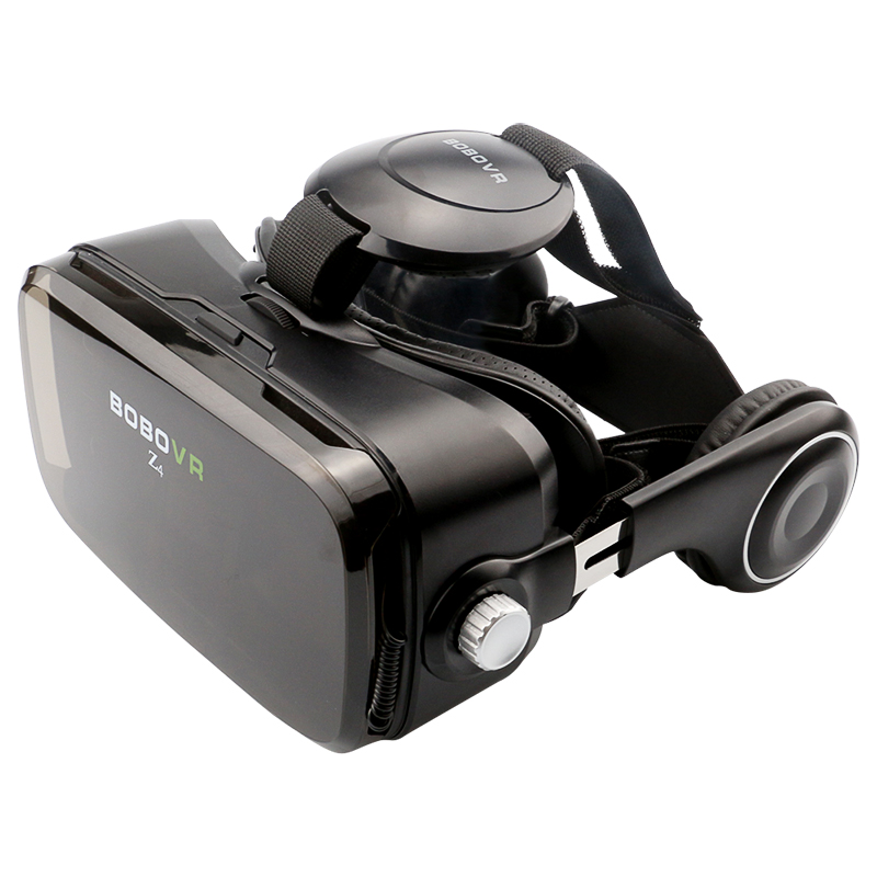Original bobovr Z4 VR Box 2.0 Virtual Reality goggles 3D Glasses bobo vr Z4 Mini google cardboard For 4.7-6.0 inch smartphone 5