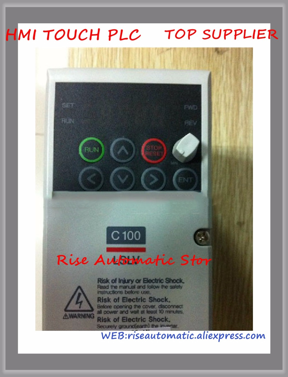 LSLV0002C100-1N new 0.2KW 1 phase 200V Inverter VFD frequency AC drive
