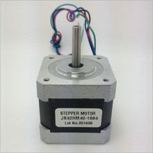 3pcs 0.9 degree Nema 17 stepper motor 42HM40-1684 with 4 wires/1.68A/2.77V /0.33N.M CNC Mill Cut Engraver /3D printer
