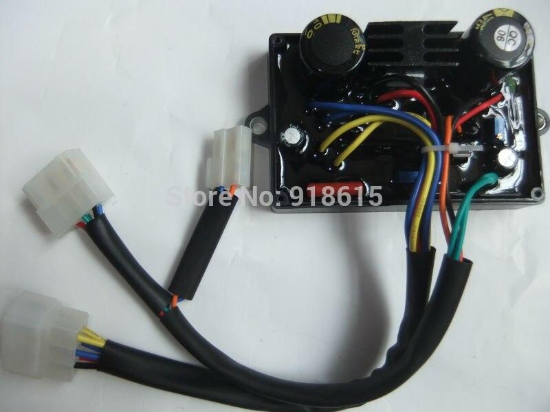 5KW Welding generator AVR stabilizer voltage regulator parts