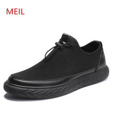 Canvas Shoes for Men 2018 Espadrilles Men Loafers Shoes Mens Casual Slip On Shoes Hot Sale Breathable Sneakers Student Trainers hot sale men shoes spring summer breathable fashion woven espadrilles men casual shoes loafers comfortable mocassins