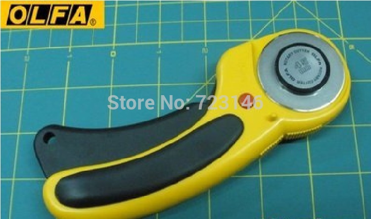 OLFA 45mm Ergonomic ROTARY CUTTER RTY-2//DX Lowest Price! HIGHEST QUALITY