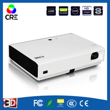 Discount! CRE X3001 Portable WiFi DLP Projector Android 4.4 Bluetooth 1280*800 1GB/8GB With USB TF Card Input 3000 lumens Home Theater