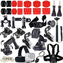 ZycBeautiful For Gopro Hero4 accessory kit 33 piece combination sport DV camera