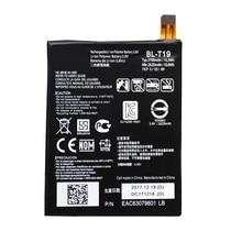 BL-T19 внутренний Батарея для LG Nexus 5X H791 H798 H790 BLT19 2700 мА-ч