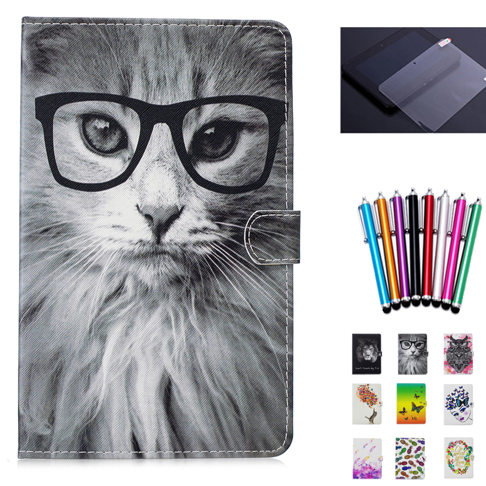 Hot Pada Print Case For Samsung Galaxy Tab 3 Lite 70 Sm T110 T111 7 V Inch T116nu Tpu T113nu