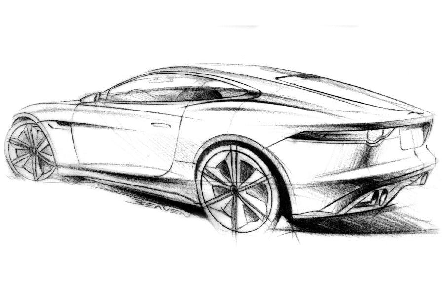 DIY frame concept supercar drawing sketch pencil art cloth