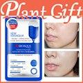 10 unids Tratamiento Invisible Acné Control de Aceite Máscara Facial Hoja de Inyección de Ácido Hialurónico Cuidado de La Piel Crema Hidratante