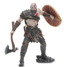 Hot Action Figure Toys Robot God of War Neca Figure Ghost of Sparta Kratos Collectible Model Toys Kids Educational Toys Gift 1 25 joytoy mecha figure robot god of war 86 collection model present gift free shipping