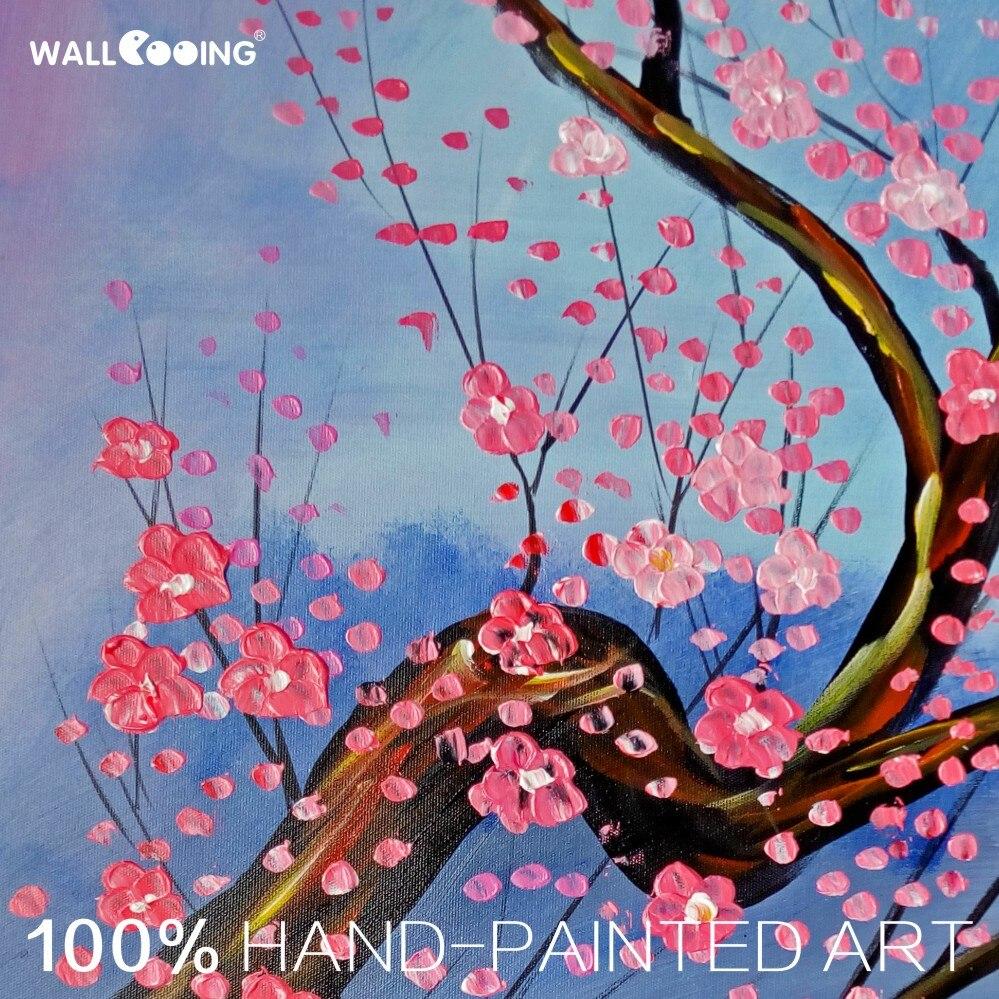 100% қолмен боялған кенепте бояу - Үйдің декоры - фото 4