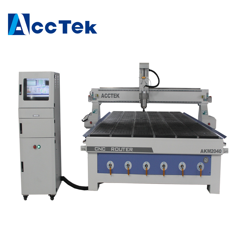Akm 2040 Cheap Cnc Wood Carving Machine With Ce Form F